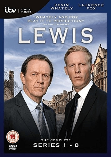 Image of Lewis - Series 1-8 [DVD] [2014]