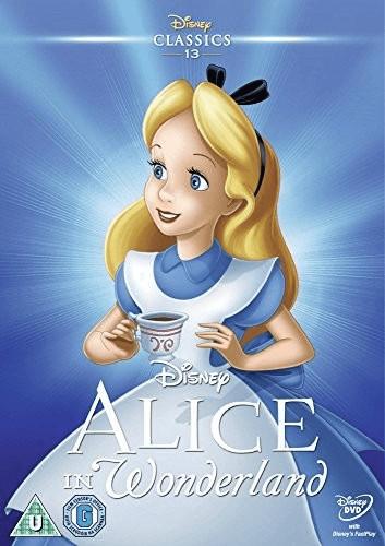 Image of Alice in Wonderland (1951) (Limited Edition Artwork Sleeve) [DVD]