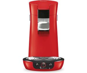 Philips HD6563//80 Senseo Viva Café Kaffeepadmaschine Rot