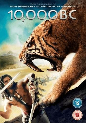 Image of 10,000 BC [DVD] [2008]