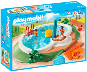 Playmobil Family Fun - Swimmingpool (9422)