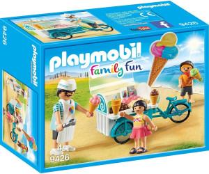 Playmobil Family Fun - Fahrrad mit Eiswagen (9426)