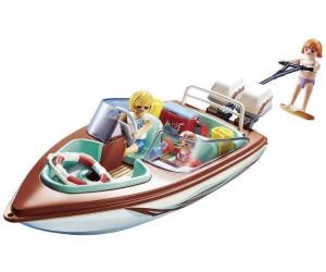 Playmobil Family Fun Motorboot Mit Unterwassermotor 9428 Ab 12