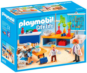 Turnhalle PLAYMOBIL® City Life 2er Set 9453 9454 Große Schule