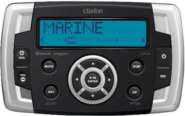 Clarion Digitaler Marine-Tuner CMS2