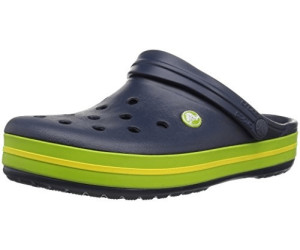 dfa688982bac98 Crocs Crocband navy volt green lemon ab 21