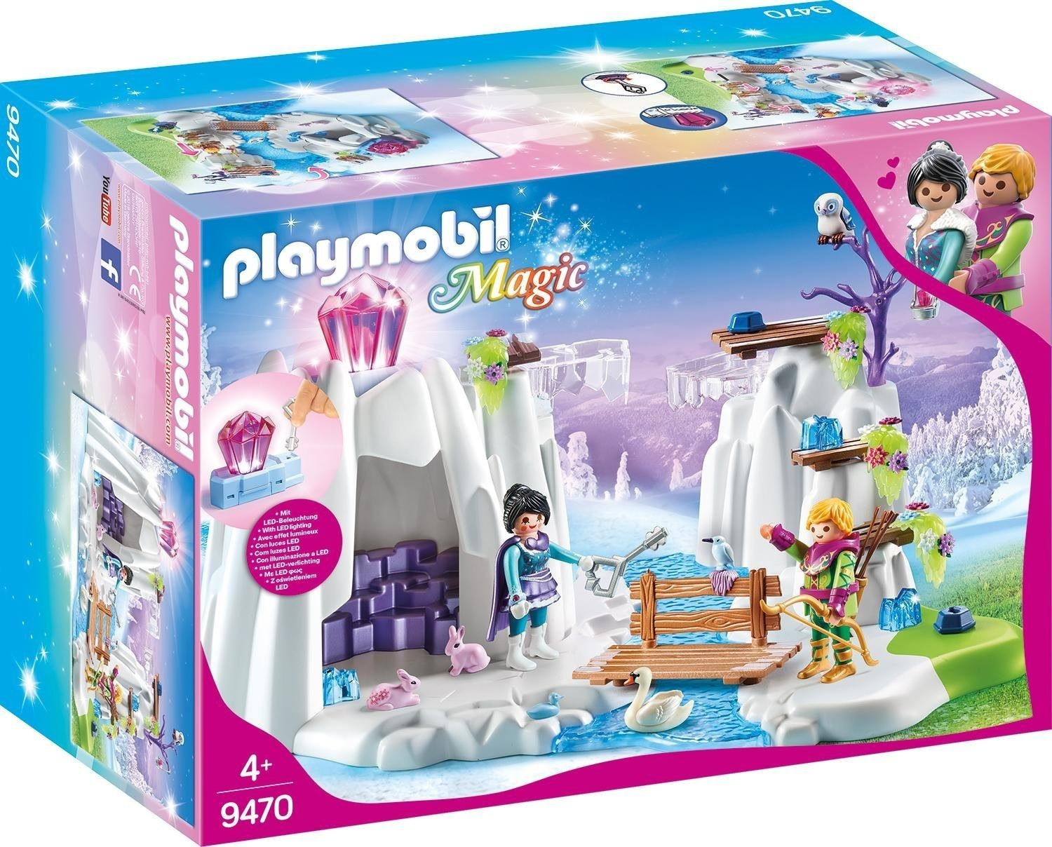 Playmobil Magic Fee mit Flügel Promo Give away neu ungeöffnet