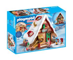 Playmobil Weihnachtskrippe.Playmobil Christmas Weihnachtsbackerei Mit Platzchenformen