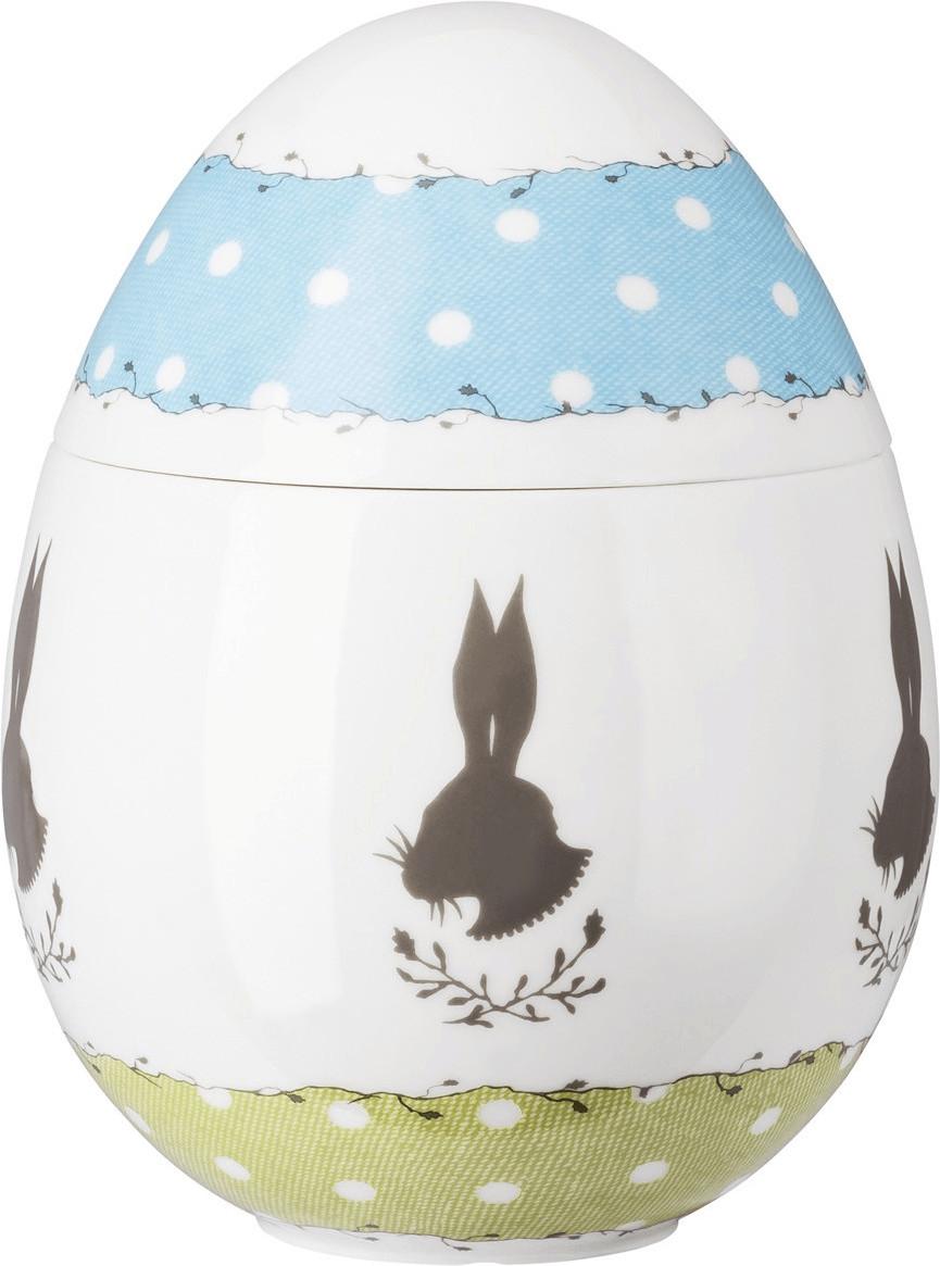 Hutschenreuther Dose maxi Springtime Hase