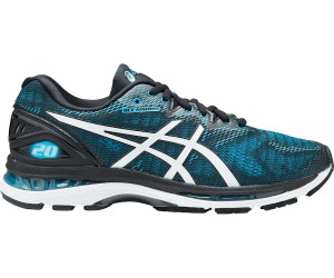 Asics Gel-Nimbus 20 island blue/white/black