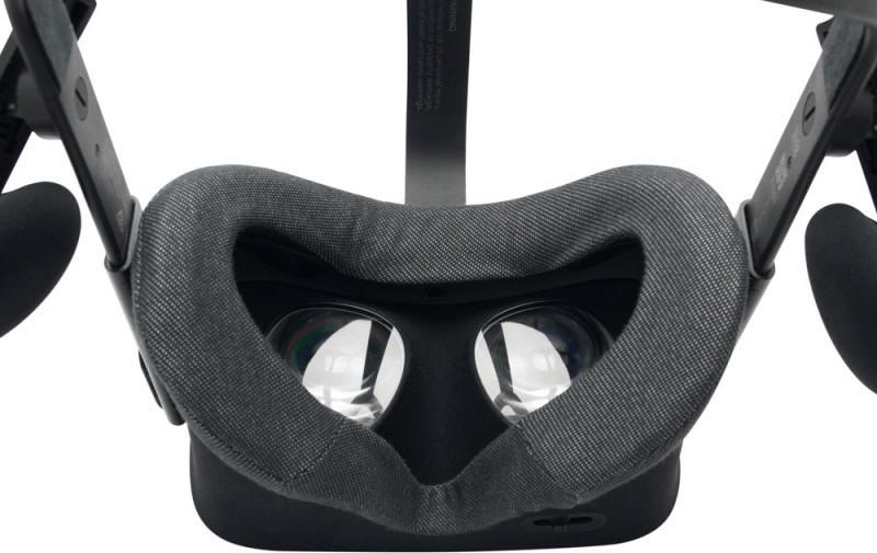 VR Cover Oculus Rift Stoffüberzüge für original...