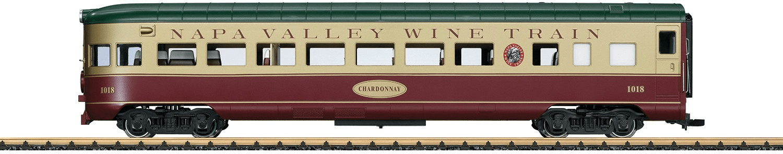 LGB Napa Valley Wine Train Observation Car (36591)