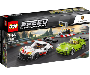 Lego Speed Champions Porsche 911 Rsr And 911 Turbo 30
