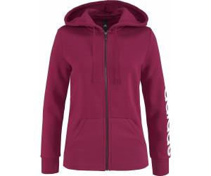 Adidas Women Essentials Linear Full Zip Hoodie desde 14,42