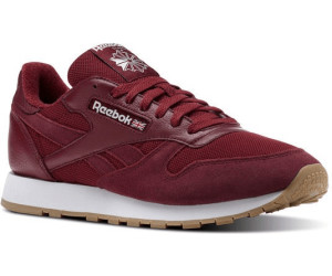 Reebok Classic Leather Estl, Sneakers Basses Homme, Noir (Coal/White), 45 EU
