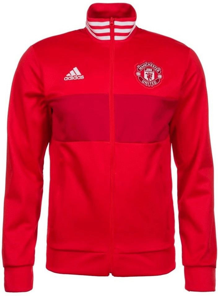 Adidas Manchester United 3S Track Jacke real re...