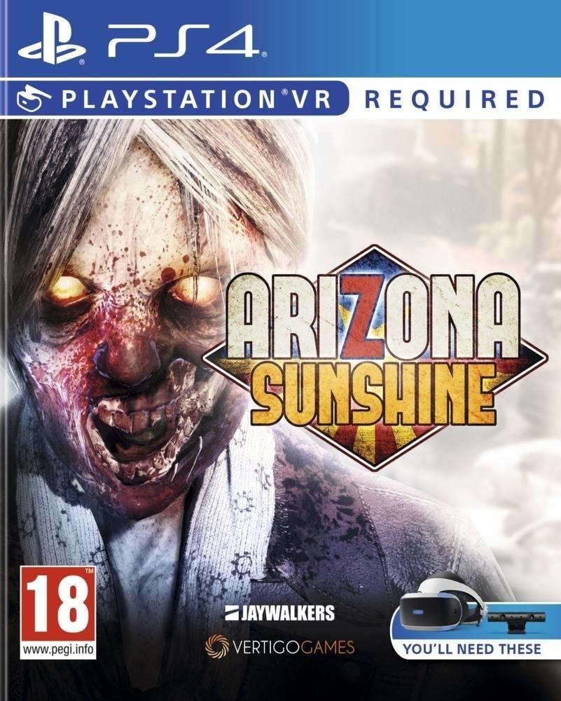 Image of Arizona Sunshine (PS4)