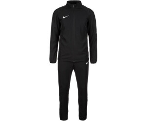 Nike Sportswear Suit Trainingsanzug Blackwhite Herren