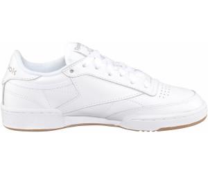 a69fb1cef6d7e Buy Reebok Club C 85 Women white light grey gum from £57.38 – Best ...