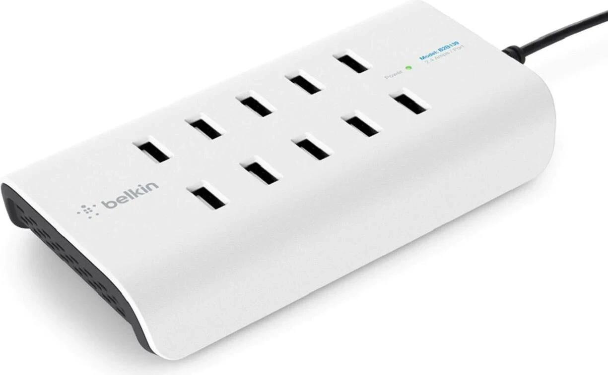 Belkin 10 Port USB 2.0 Hub (B2B139VF)
