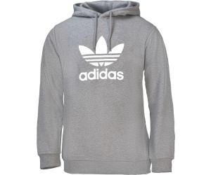 Adidas Trefoil Warm Up Hoodie medium grey heather ab € 29,89