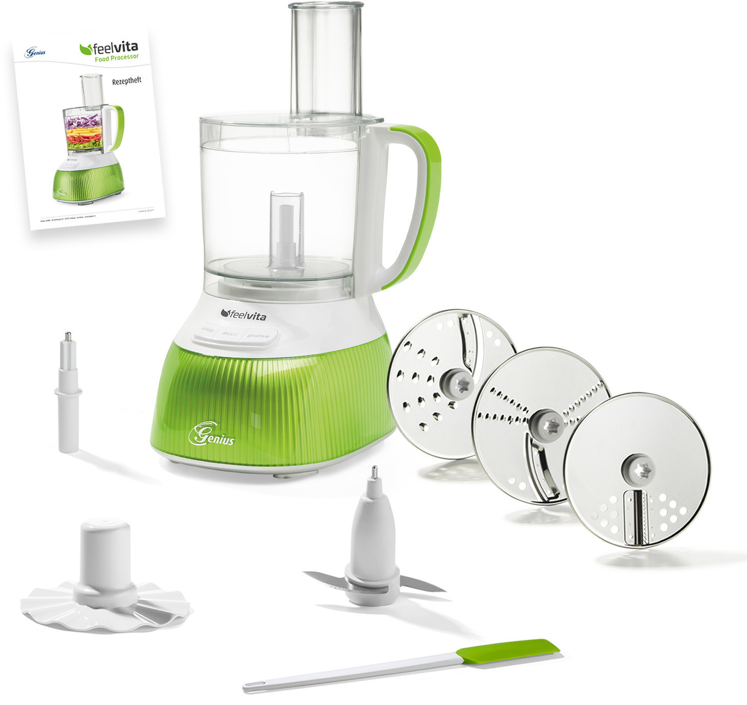 Genius Feelvita Food Processor A80891