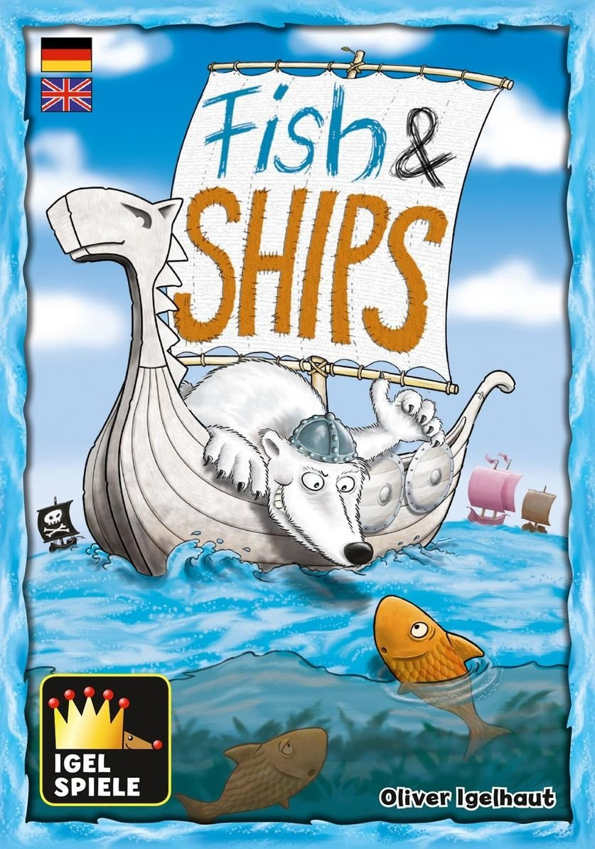 Igel Spiele Fish & Ships