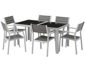 Ikea Sjalland Tisch 6 Armlehnstuhle Ab 539 93 Preisvergleich Bei