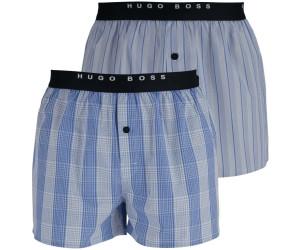 Hugo Boss Boxer shorts 2-Pack (50237101) open blue thumbnail