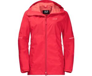 Wolfskin Red Tulip 99 Jacket Pass Women 84 Sierra Jack Ab 92WEDHI