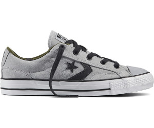converse star player suede gris