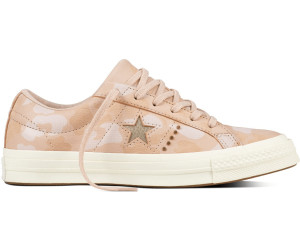 Converse One Star Nubuck Gold CamoConverse LeaTQ