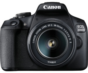 Canon EOS 2000D Kit 18-55 mm IS II