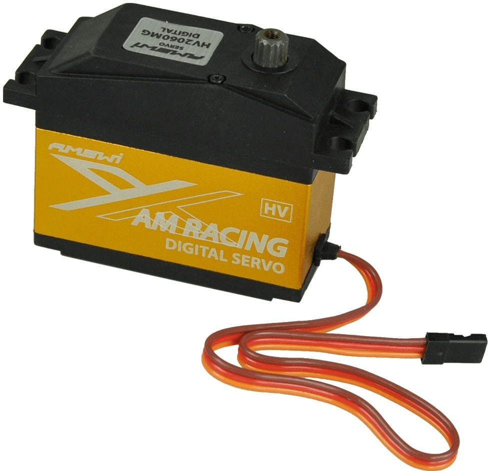 Amewi AMX Racing HV2060MG Digital Servo, Big Sc...