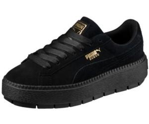 Puma Platform Trace W puma blackpuma black a </p>         </div>          <!--eof Product description -->      <!--bof Reviews button and count-->      <div class=