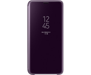 samsung clear view standing cover galaxy s9 violett ab. Black Bedroom Furniture Sets. Home Design Ideas
