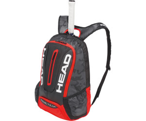 Head Tour Team Backpack Black Red 283148 Ab 54 95