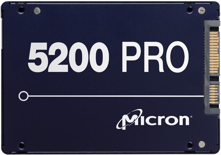 Image of Micron 5200 Pro 1.92TB
