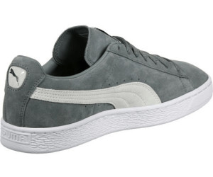 new styles ec6a7 9b829 Buy Puma Suede Classic agave green/puma white from £44.25 ...