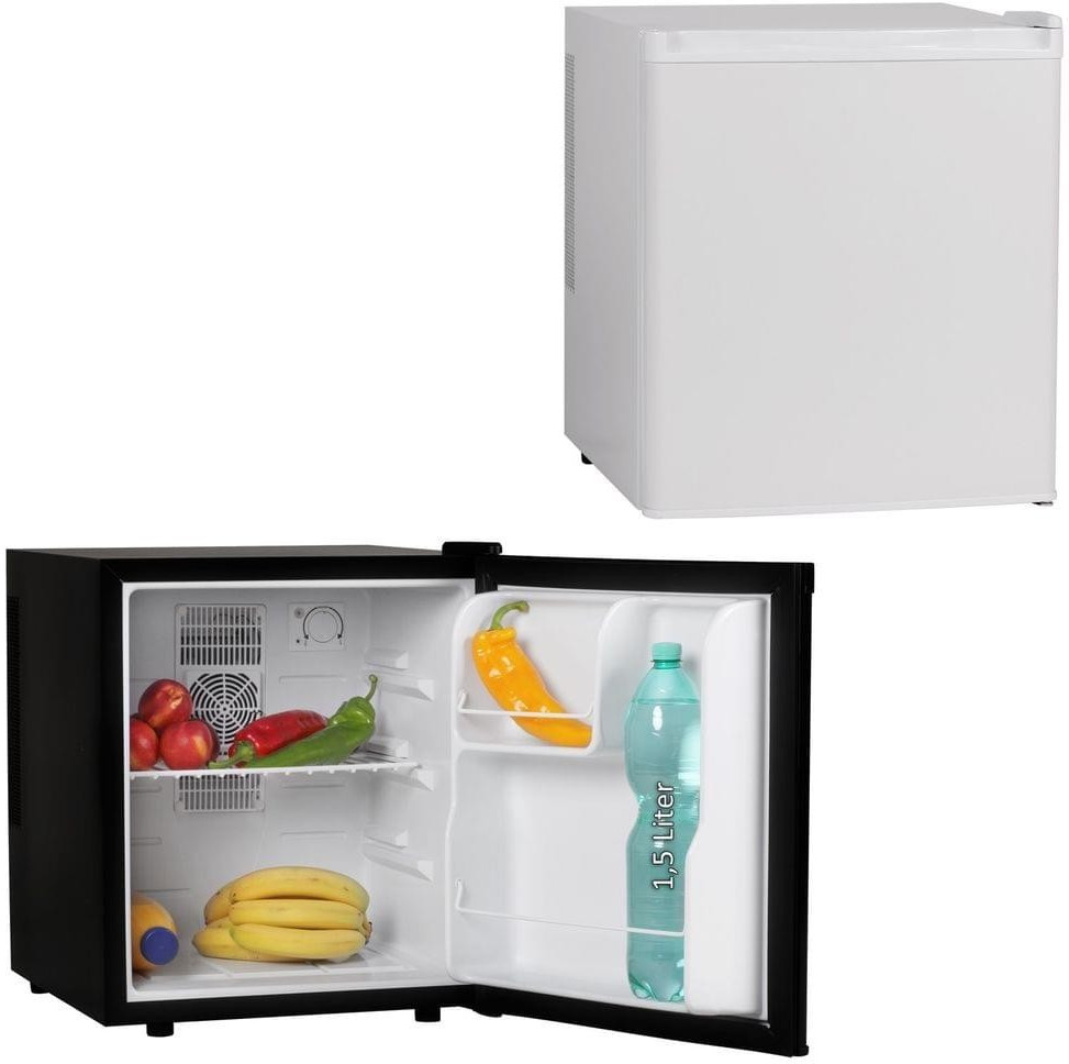 Amstyle Minikühlschrank 46 Liter schwarz