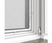 Fliegengitter Fensterbausatz fl/ächenb/ündig 130x150 anthrazit 101025107-VH