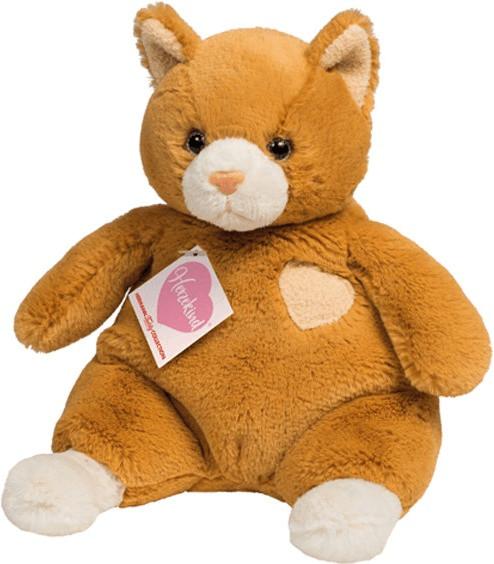 Teddy Hermann Herzekind - Katze Miau 24 cm