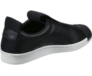 Adidas Superstar Slip On Originals Schuhe Damen Rot Weiß