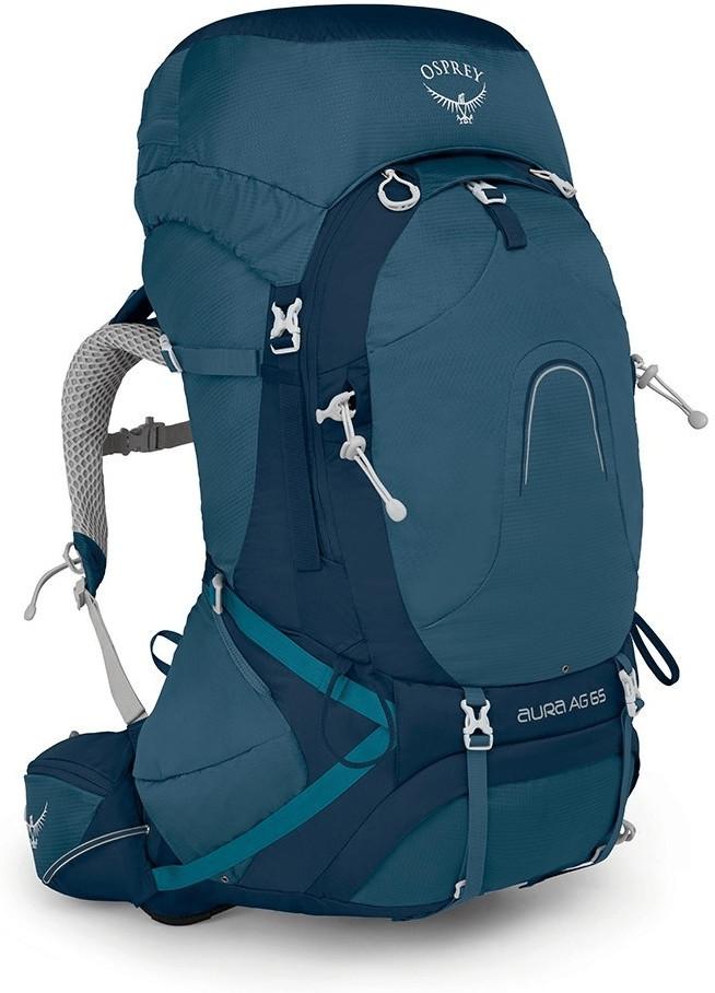 Osprey Aura AG 65 S challenger blue