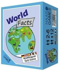 HAAS GAMES World Facts