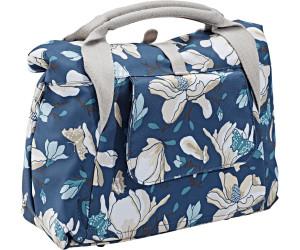 teal blue Basil Fahrrad Lenkertasche Magnolia City Bag