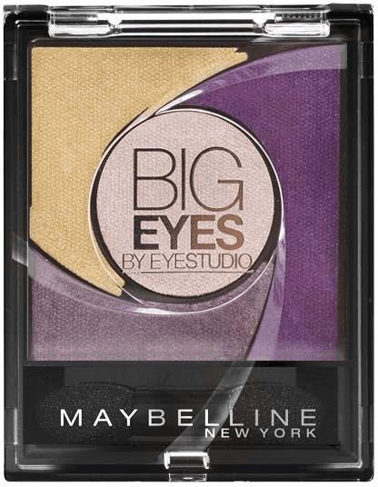 Maybelline Big Eyes by Eyestudio Quattro 05 luminous purple (3,7 g)