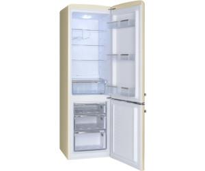 Retro Kühlschrank Amica Creme : Amica kgcr 387 100 ab 406 02 u20ac preisvergleich bei idealo.de