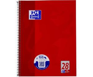 DIN A4 COLLEGEBLOCK Schreibblock a 80 Blatt kariert oder liniert