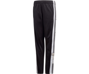 sale retailer 55991 ecac3 Adidas Adibreak Track Pants Youth blackwhite